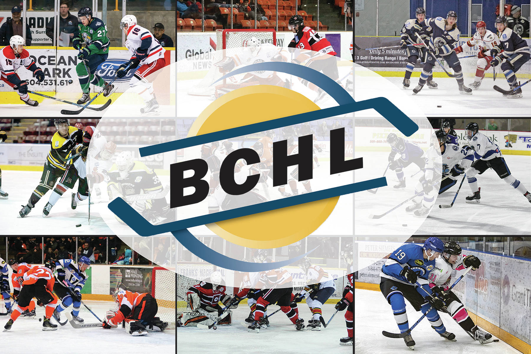 BCHL Today: Tight races for top spot in all three divisions